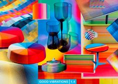 """The first theme """"Dynamic Energy"""", shows bright and primary colours. Mood board by Milou Ket. Home Trends, 2016 Trends, Knitted Cushions, Primary Colors, Colours 2017, Best Vibrators, Fashion Colours, Color Trends, Lava Lamp"""