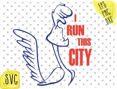 Roadrunner Looney tune SVG Fitness Run workout gym cut cuttable cutting files Cricut Silhouette / Instant Download vector SVG png eps dxf by KreationsKreations on Etsy