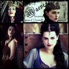 Queen Maeve. Fae Queens. Fae Sisters.