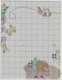 Cute Cross Stitch, Cross Stitch Animals, Cross Stitch Embroidery, Brother Innovis, Disney Cross Stitch Patterns, Rico Design, Sewing For Kids, Projects To Try, Crochet Patterns