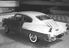 '55 Chevrolet fastback
