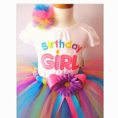 Ariannas second birthday outfit!!!