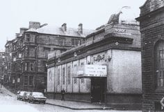 One of Glasgow's longest running cinemas, the Hillhead Picture Salon was designed by Brand  Lithgow and opened by the Hillhead Picture House Co in 1913. - TheGlasgowStory  Now a pub - named Hillhead Bookclub by G1 even though it was never a library.