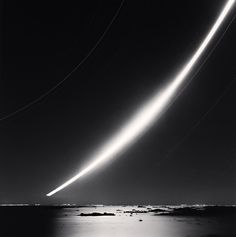 Full Moonrise, Chausey Islands, France, 2007 by Michael KENNA