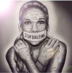 Sad, but amazing art. Drawn by the amazing Kristina Webb, 17 year old New Zealander(: