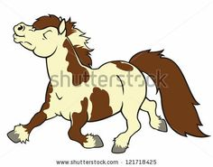 Cartoon pony from google search