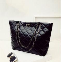 705e9cb58773 Quilted Messenger Shoulder Bag Leather Fashion