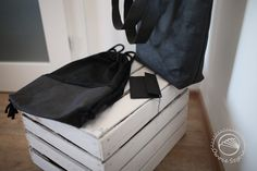 Bags made of #washpapa