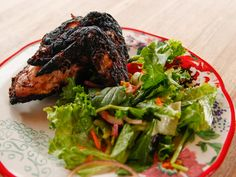 Jerk Chicken recipe from Ree Drummond via Food Network