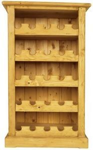 Free Plans to Build a Wine Rack
