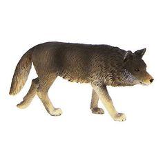 Mojo-Fun-387026-Timber-Wolf-Walking-Realistic-Forest-Wild-Animal-Toy-Model-NIP