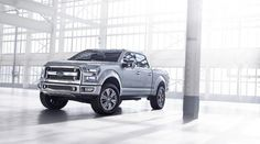 F150 Ready To Take On Thirteenth Generation With New Atlas Concept