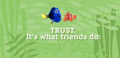 The best Dory quotes from Finding Nemo. Dory Quotes, Finding Nemo Quotes, Pixar Quotes, Dory Finding Nemo, Disney Quotes, Movie Quotes, Life Quotes, Disney Pixar Movies, Kid Movies