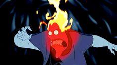 *rage* I'm cool, I'm fine - Hades.