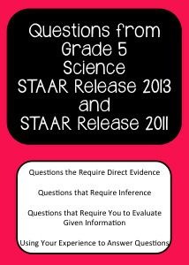 5th Grade Science STAAR Tips from The Science Penguin