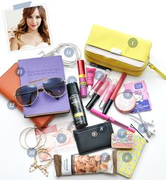 """What's In (fashion journalist) Lilliana Vasquez's Bag?"" by Dallas-based D Magazine"