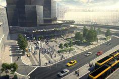 Októberre elkészül a Nyugati tér felújítása