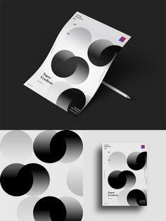 Super Gradient / One Day One Poster on Behance Circle Graphic Design, Graphic Design Posters, Graphic Design Illustration, Graphic Design Inspiration, Web Design, Book Design, Layout Design, Print Design, Design Graphique