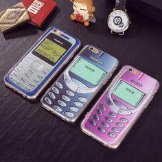 Nokia 3310 Retro Phone Case for iPhone