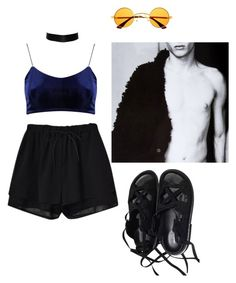 """""""You make me so crazy."""" by dafne16 ❤ liked on Polyvore featuring Retrò"""