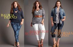 LUCKY BRAND PLUS SIZE COLLECTION NOW AVAILABLE IN STORES | STYLISH CURVES