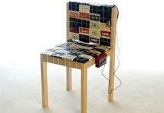 Cassette Tape Recycling Projects - 5 You Can Make - Bob Vila#.U1U1h-ZkHEw#.U1U1h-ZkHEw