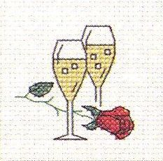 Celebration: Cross stitch (Mouseloft, 014-543stl)