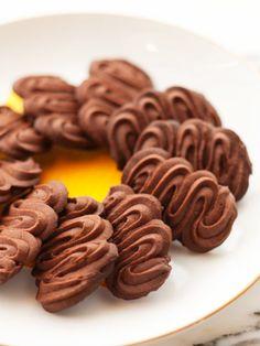 【ELLE gourmet】サブレ・ヴィエノワ・オ・ショコラレシピ|エル・オンライン