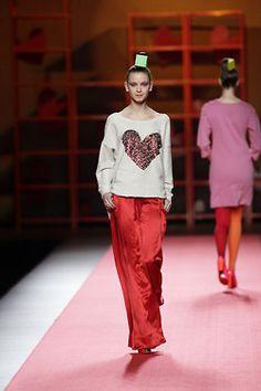 Agatha Ruiz de la Prada @ Madrid Fashion Week