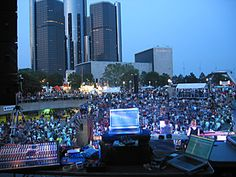 Detroit Electronic Music Festival this summer. :)