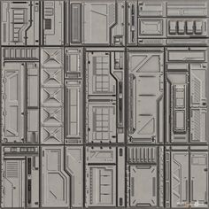 Star Conflict Sci fi Panel [ Textures ], Artem Bayankin