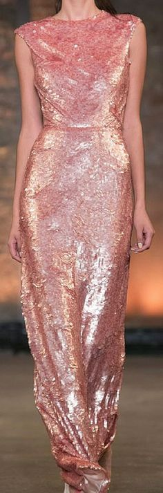 Christian Siriano Spring 2014 Ready-to-Wear Collection Couture Fashion, Runway Fashion, Fashion Show, Pink Fashion, Beautiful Gowns, Beautiful Outfits, Pink Dress, Dress Up, Dress Long
