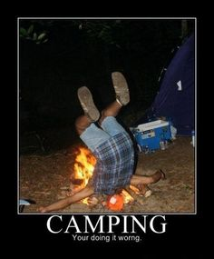 Funny Jokes About Camping