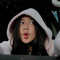 Korean Girl Photo, Cute Korean Girl, Aesthetic Hoodie, Aesthetic Girl, Cute Girl Poses, Cute Girl Pic, Filipino Girl, Teen Girl Photography, Filipina Beauty