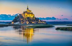 Day tours from Paris take you to magical places like Champagne, the Loire Valley, Flanders Fields, Mont St-Michel. It's amazing how much of France you can visit from Paris. Best Vacation Destinations, Best Vacations, Cool Places To Visit, Places To Go, Le Mont St Michel, Cheverny, Day Trip From Paris, Famous Castles, Excursion