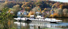 Donaufähre bei Prüfening