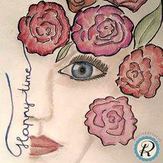 Az oktató Colored Pencils, Portrait, February, Colouring Pencils, Headshot Photography, Portrait Paintings, Drawings, Portraits, Crayons