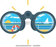 Find View Binoculars stock images in HD and millions of other royalty-free stock photos, illustrations and vectors in the Shutterstock collection. Thousands of new, high-quality pictures added every day. Youth Activities, Graphic Design Projects, Doodle Art, Easy Drawings, Painting Inspiration, Inktober, Astronomy, Binoculars, Line Art