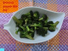 BroccoliPepperFry/QuickEasyBroccoliRecipe.Just simple