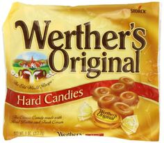 Werthers Original Caramel Coffee Swirl Hard Candies 12 pack per pack) (Pack of Gourmet Recipes, Snack Recipes, Snacks, Werther's Caramel, Caramel Color, Individually Wrapped Candy, Hard Candy Primer, Hard Candy Concealer, Hard Candy Molds