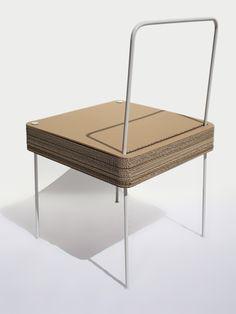 Th cardboard chair