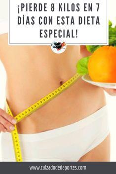 Dietas gratis para bajar de peso en 7 dias tires