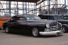 Lincoln of the 1950′s | Old Car Spotter