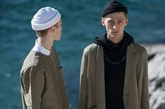 "Ne.Sense 2015 Pre-Fall ""Strand"" Lookbook"