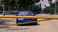"Burn Notice 4x06 ""Entry Point"" - Fiona's Hyundai"