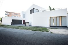 White Cubes House, by at26 architecture & design.
