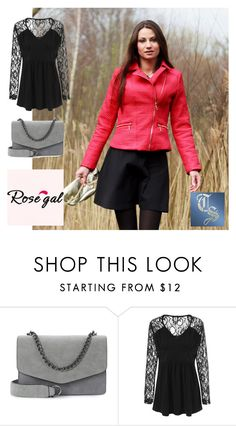 """TRISENS und Rosegal"" by trisens ❤ liked on Polyvore"