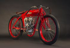 1918 INDIAN TWIN BOARDTRACK RACER
