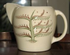 A lovely Susie Cooper Jug decorated with ' Tree of Life