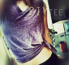 DIY TEE time «